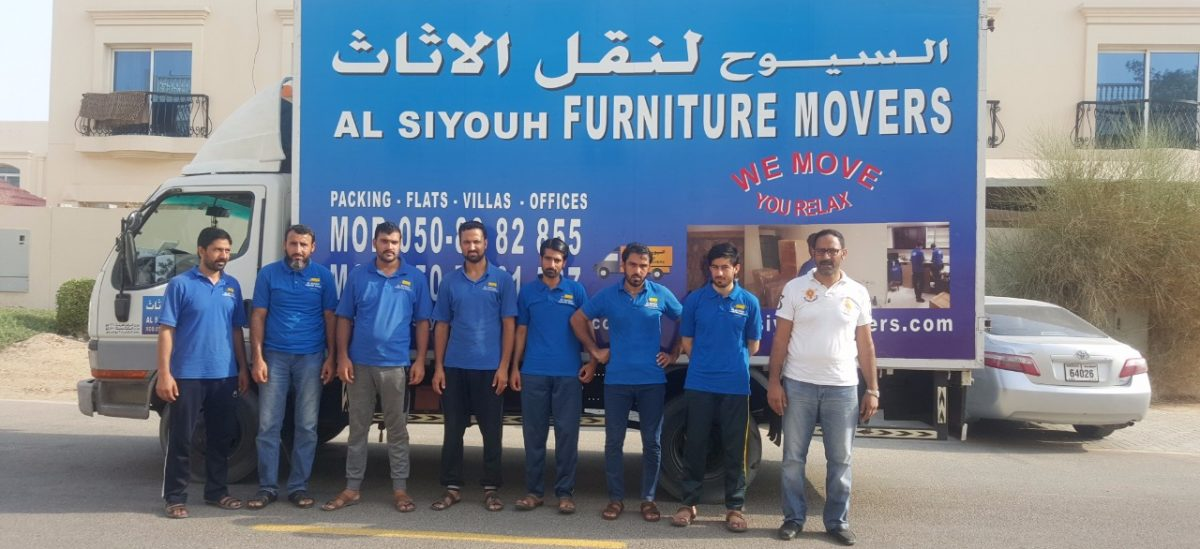 Dubai Relocation Companies best relocation Team in Abu Dubai, UAE