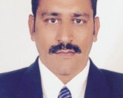 Muhammad Ibrahim Manager of Best Dubai relocation and moving company